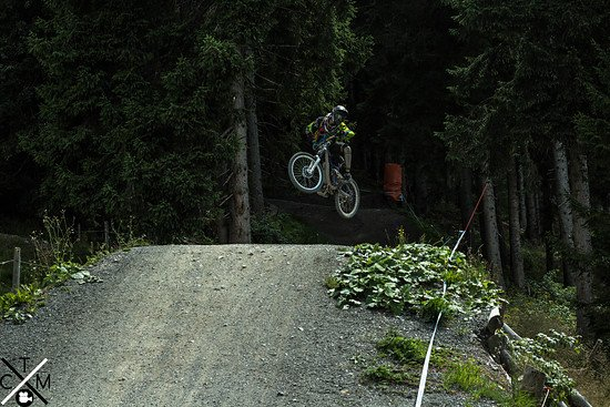 Quer in Leogang