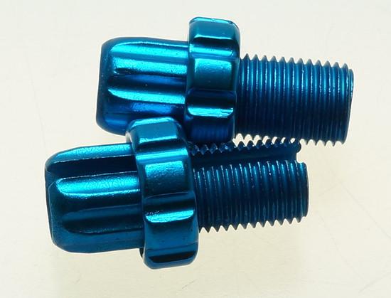 Brake adjuster turquoise NOS