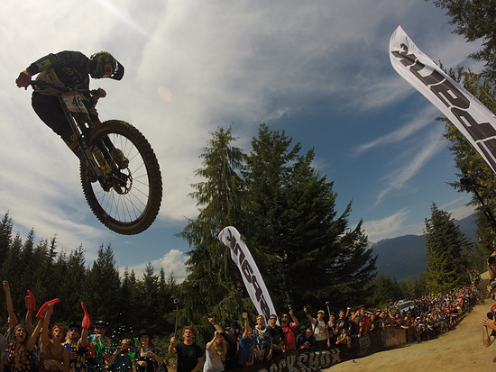 Remy Metailler whip offs 2014