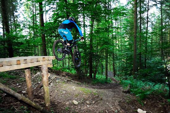 Drop im Trailpark Mehring