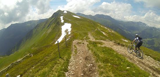Hackl-Trail, Saalbach-Hinterglemm
