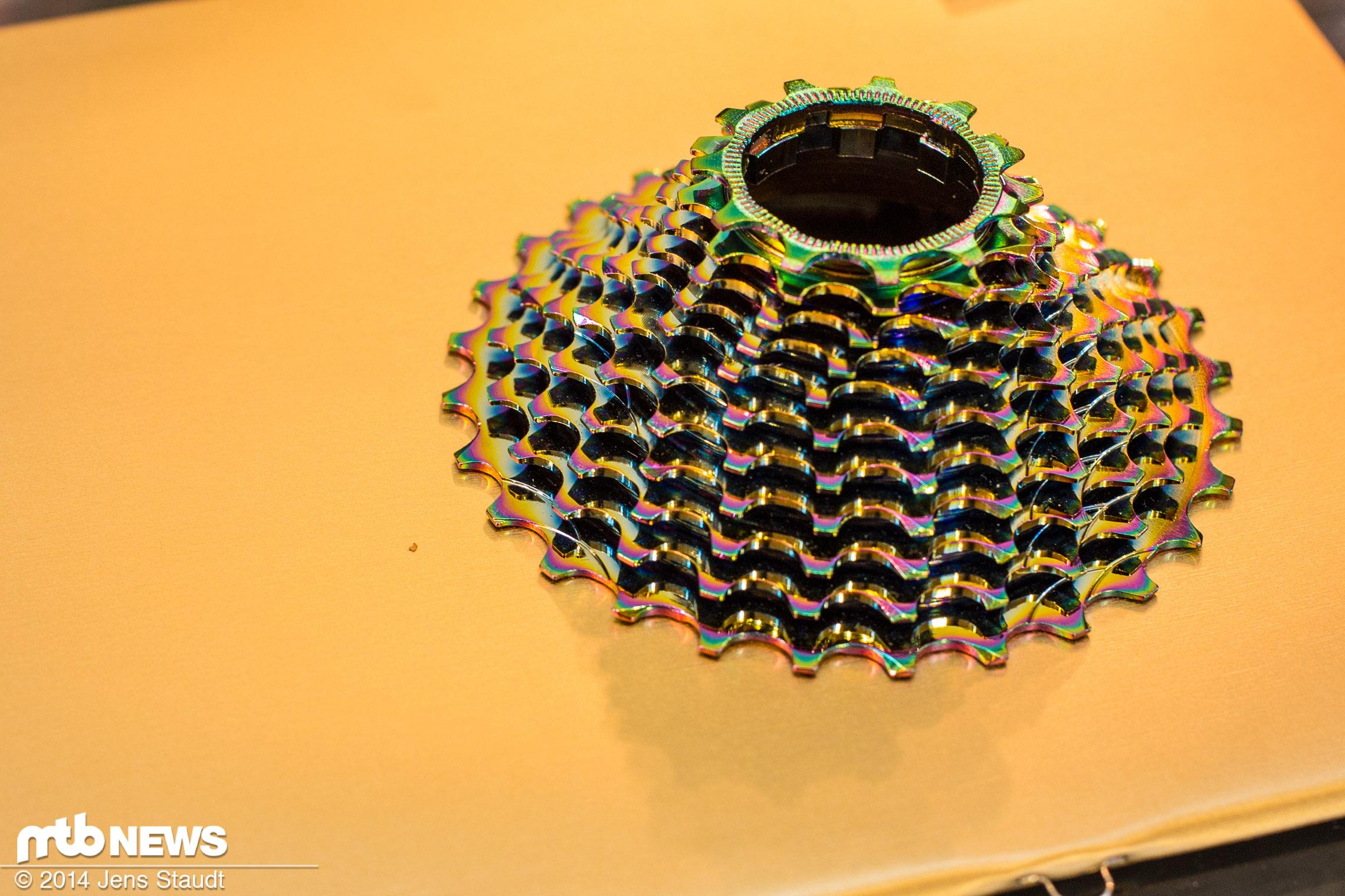 Foto: Interessante Optik der Zähne. Wie lange der Look…
