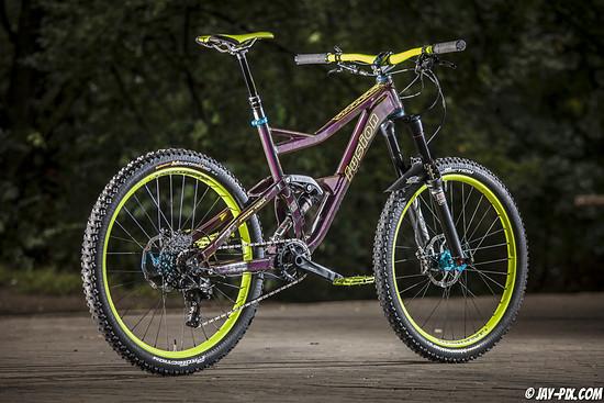 "Fusion Bikes ""Freak Team"""