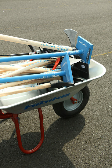Hibike stellt Werkzeug zur Verf