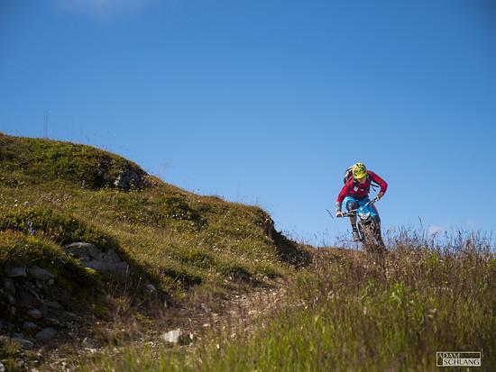 Maxi Dickerhoff - Trans Savoie 2014