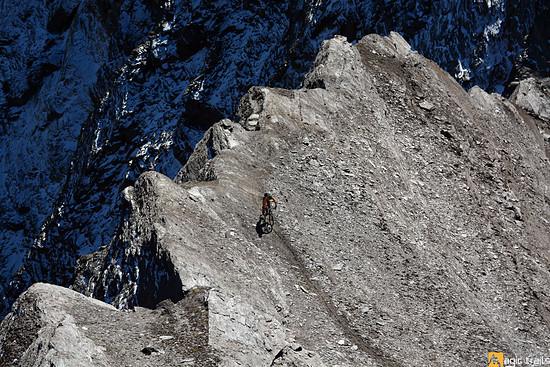 Trail hunting in Switzerland
