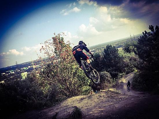 Halde Hoppenbruch Northshore Jump