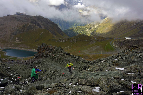 DSC3419 hochalpines Gelände zu Beginn von Stage 6