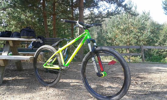 Ns Bike Majesty Park