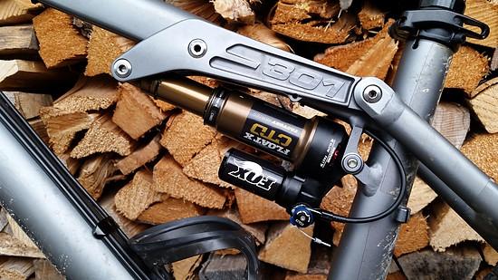 Liteville 301 Fox Upgrade ;-)