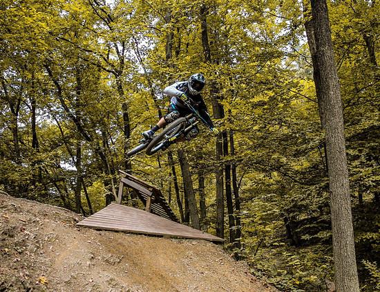 Bikepark Boppard Drop the Corner