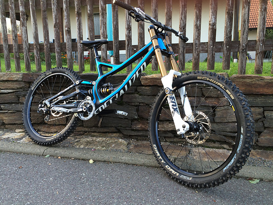 Specialized Demo Carbon