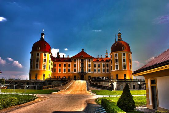 Moritzburg bei Dresden