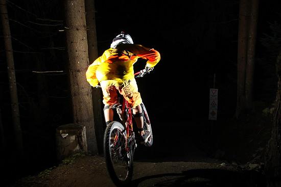 Bikepark Leogang Nightride