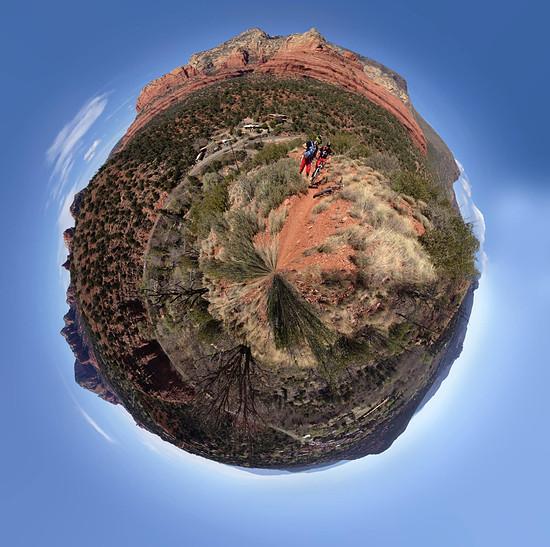 Trail-Planet #1: Sedona/Arizona