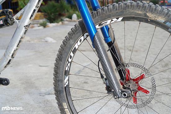 Reynolds R27.5 AM Laufradsatz