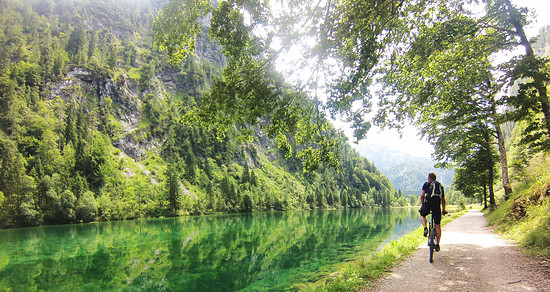 Lödensee, Ruhpolding