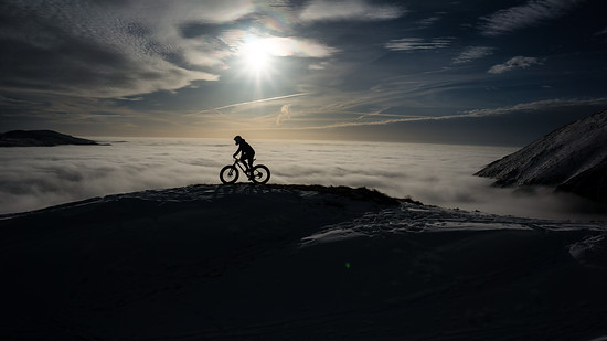 Alpine Fatbiking