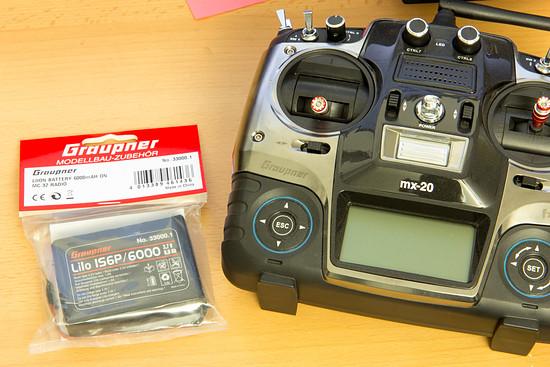 Graupner MX-20 -9126