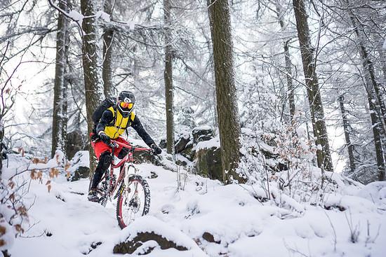 Slayer im Zittauer Schneegestöber