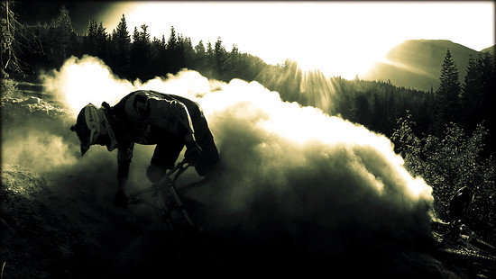 Dusty Whistler 2014