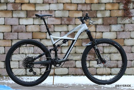 Specialized Enduro Expert Carbon 2015 650b M