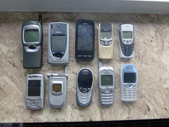 Nokia, Siemens, Ericsson und co.