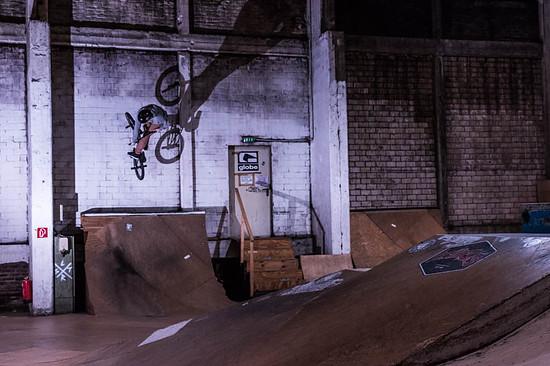Marcel @Skatehall