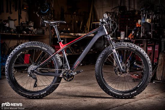 Test-Bike: Canyon Dude CF 9.0 SL