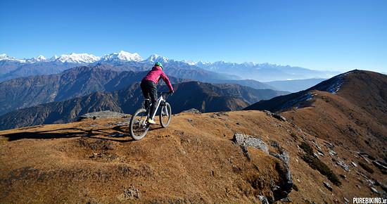 Abfahrt von Pickey I (Nepal)