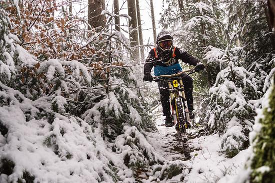 Dusty Winter Trails