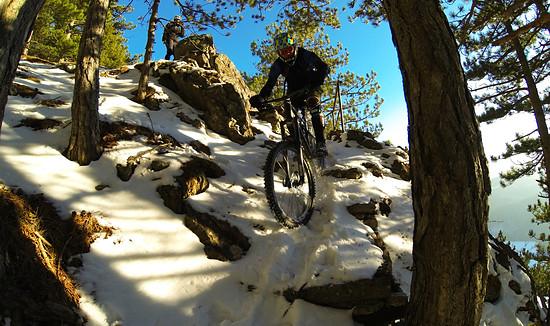 Bike, Snow & Fun