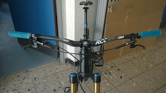 Neues Cockpit auf meinem Strive^^