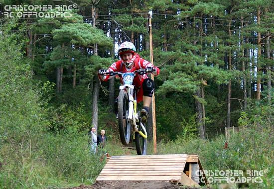 Berg und Tal Endurorennen 2014 in Thüringen