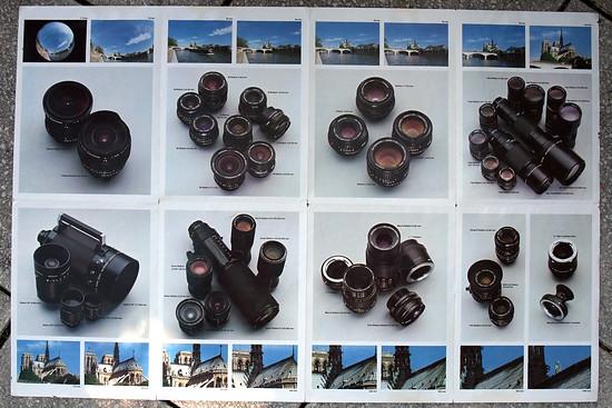 Minolta Objektive Photo Höhler Helgoland 1978