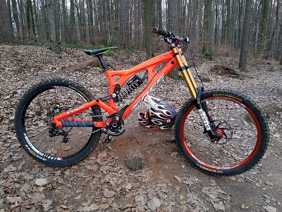 #NRG Next Racing Foes Factory Customized by Reducer 17,6kg