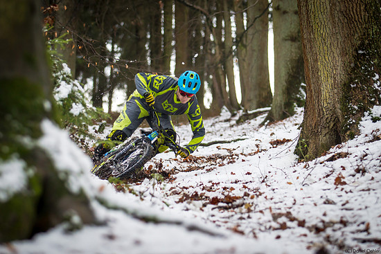 Hardtail Action