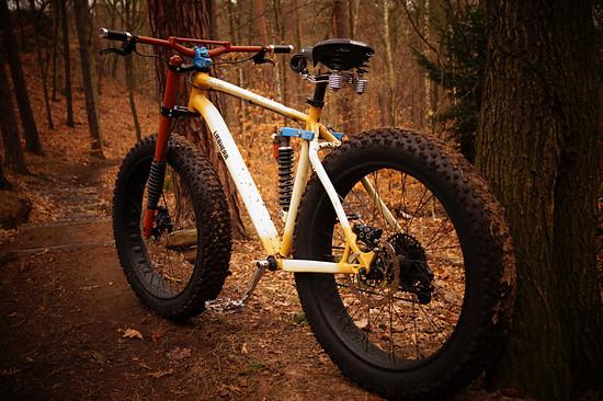 LIEBHERR CKA 007 - meine Vorstellung vom perfekten Bike