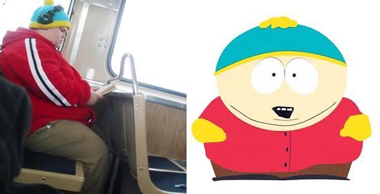 Cartman :