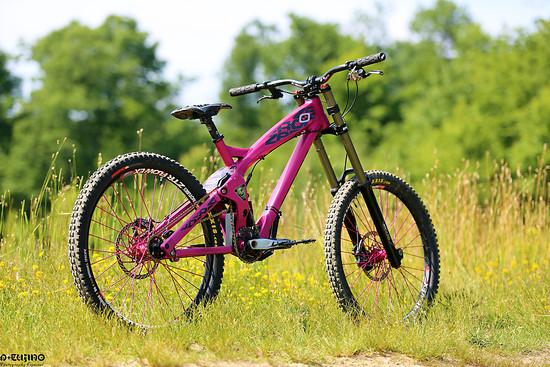 Zerode G2 think pink