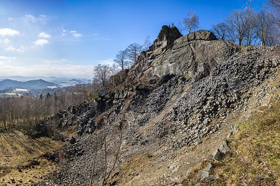 Stříbrný vrch - Silberberg