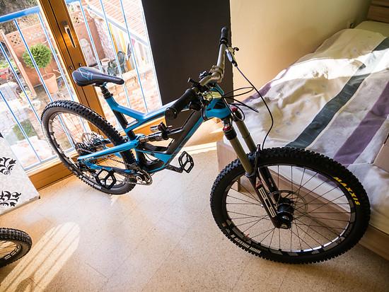Capra - Ready to ride