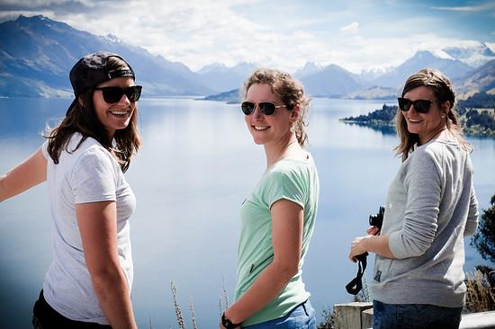 In Neuseeland lässt es sich sehr gut aushalten, zusammen mit unseren Freunden Ines Thoma & Max Schumann haben wir einige Abenteuer erlebt