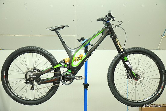 Specialized Demo Carbon 2015 - 650b