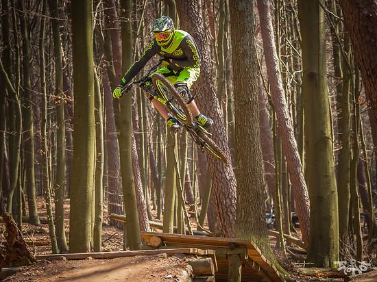 Bikepark Beerfelden 06.04.2015