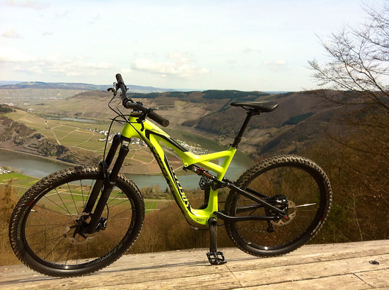 2014/2015 Specialized Stumpjumper FSR Expert Evo