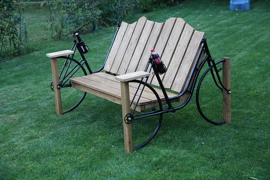 Fahrradbank