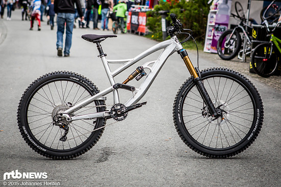 Das 66Sick Fully von Sascha Meyenborg