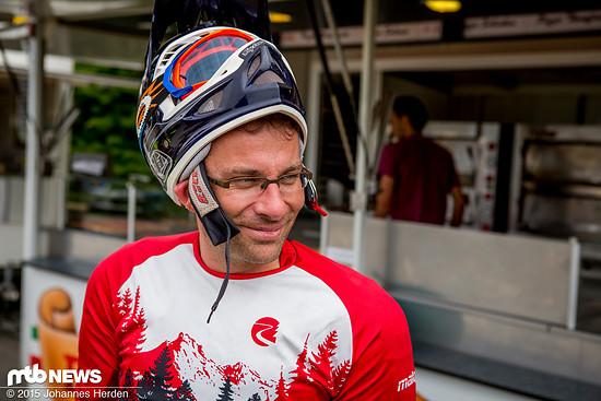 Fabian Waldenmaier ist auch dieses Jahr beim 4X am Start