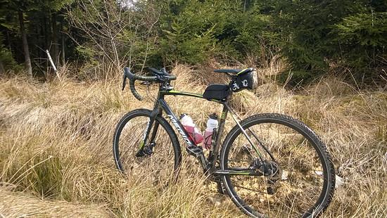 Merida Cyclocross auf Tour